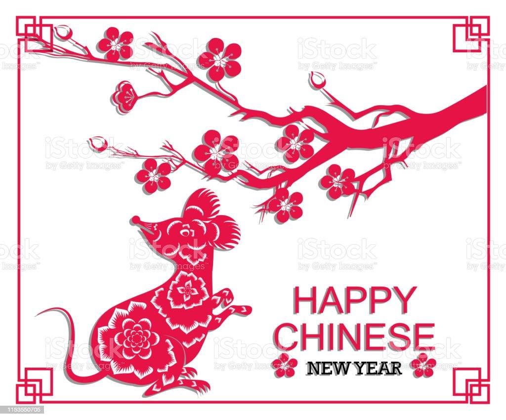 2020 Chinesisches Jahr