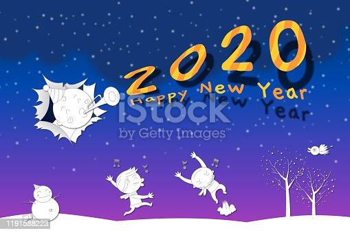 istock Happy New Yea 1191588223