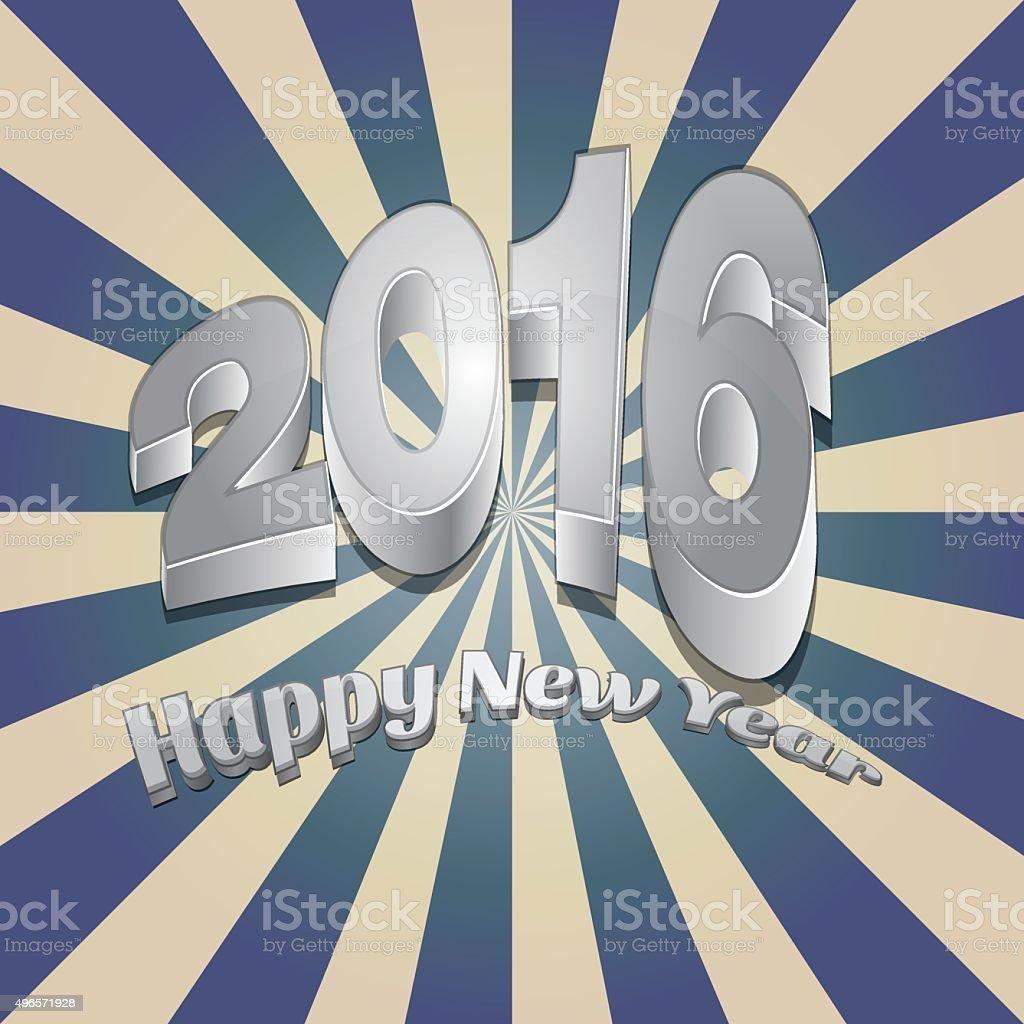 幸せな新年の 16 の壁紙デザイン 16年のベクターアート素材や画像を多数ご用意 Istock
