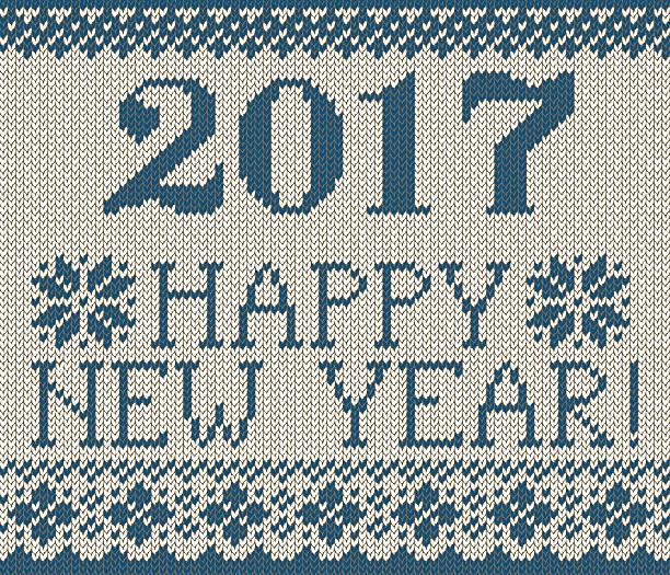 Vectores de Patrones De Crochet De Navidad y Illustraciones Libre de ...