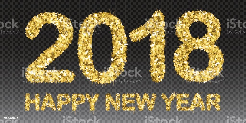 happy new year 2018 vector new year background royalty free happy new year 2018