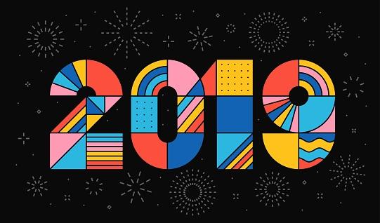 Happy new year 2019.