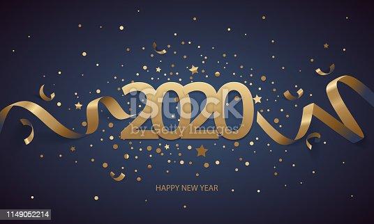 istock Happy New Year 2020 1149052214