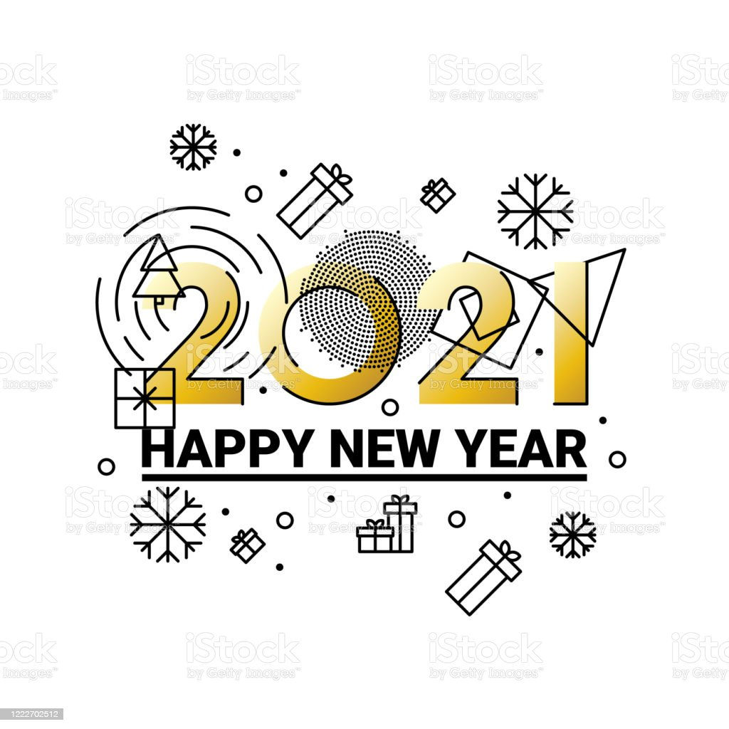 happy new year 2021 design template design for calendar greeting cards or print seasonal holidays flayers greetings and invitations christmas themed congratulations and cards vector illustration stock illustration download image now istock happy new year 2021 design template design for calendar greeting cards or print seasonal holidays flayers greetings and invitations christmas themed congratulations and cards vector illustration stock illustration download image now istock