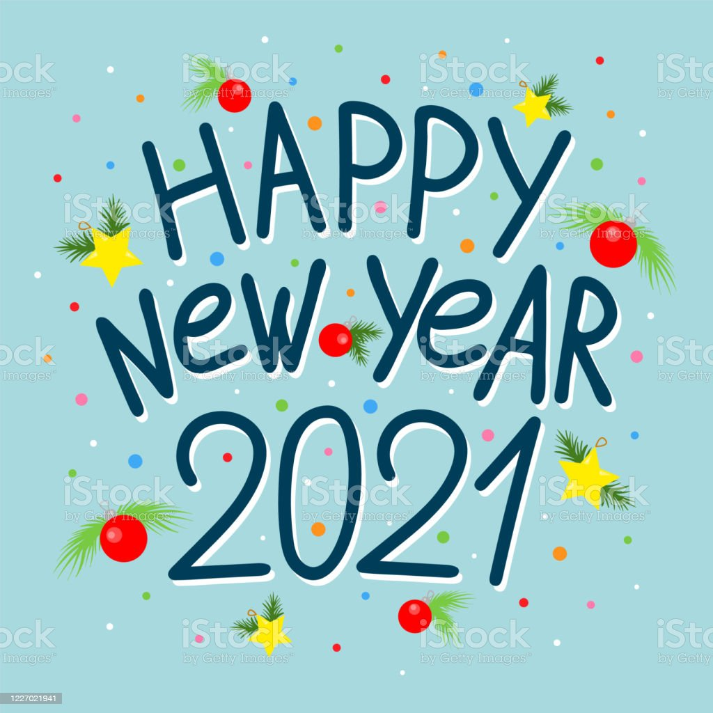 happy new year 2021 hand drawn festive holiday banner in doodle style vector illustration stock illustration download image now istock happy new year 2021 hand drawn festive holiday banner in doodle style vector illustration stock illustration download image now istock
