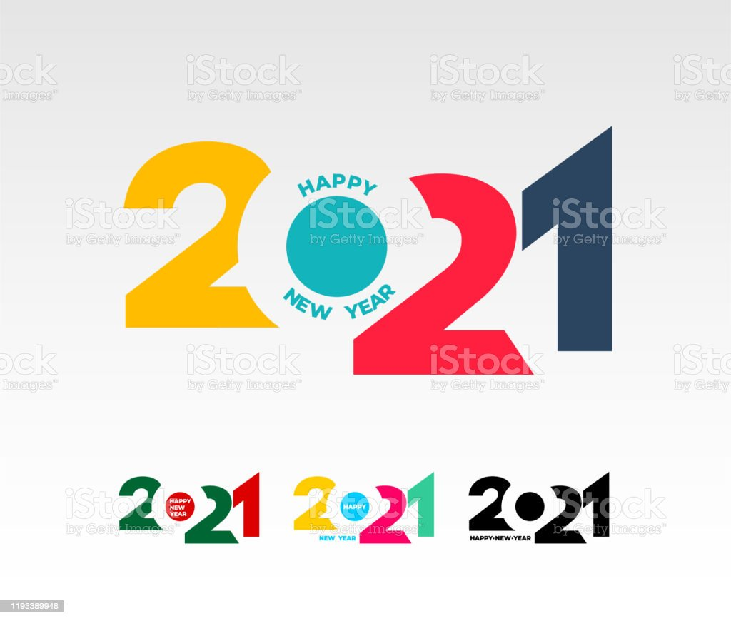 happy new year 2021 template set of design for banner greeting cards or print vector illustration isolated on white background stock illustration download image now istock happy new year 2021 template set of design for banner greeting cards or print vector illustration isolated on white background stock illustration download image now istock