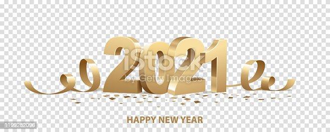 istock Happy New Year 2021 1199282096