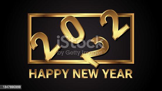 istock Happy New Year 2022 1347690359