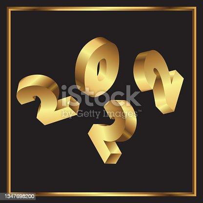 istock Happy New Year 2022 1347698200
