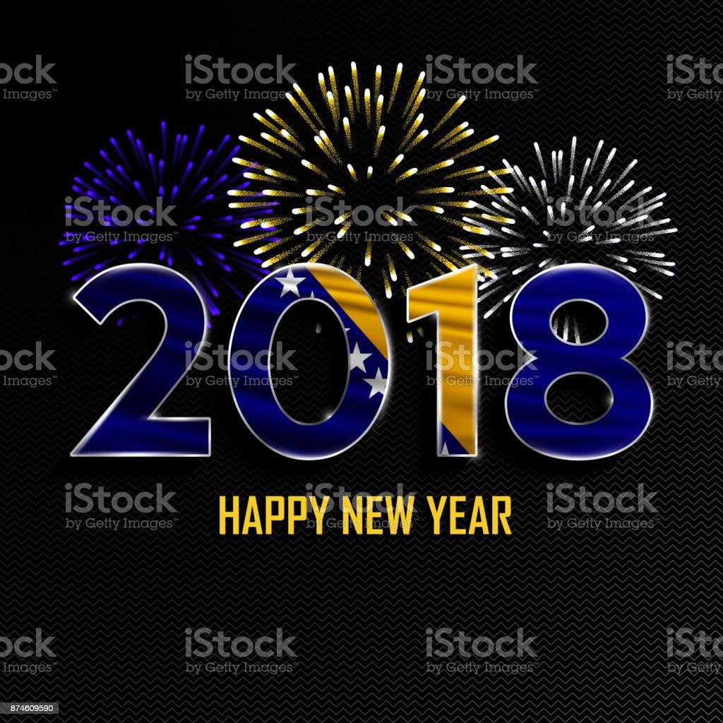 Frohes Neues Jahr Und Frohe Weihnachten Stock Vektor Art und mehr ...