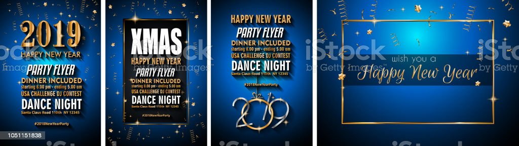 2019 happy new year background for your seasonal flyers and greetings card royalty free 2019