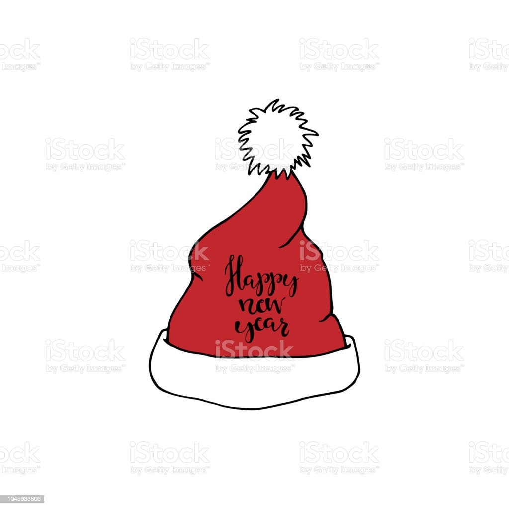 happy new year greeting card royalty free happy new year greeting card stock vector art