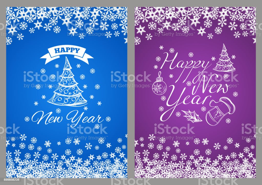 happy new year template for greeting cards royalty free happy new year template for