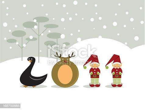 istock Happy New Year! 165750565