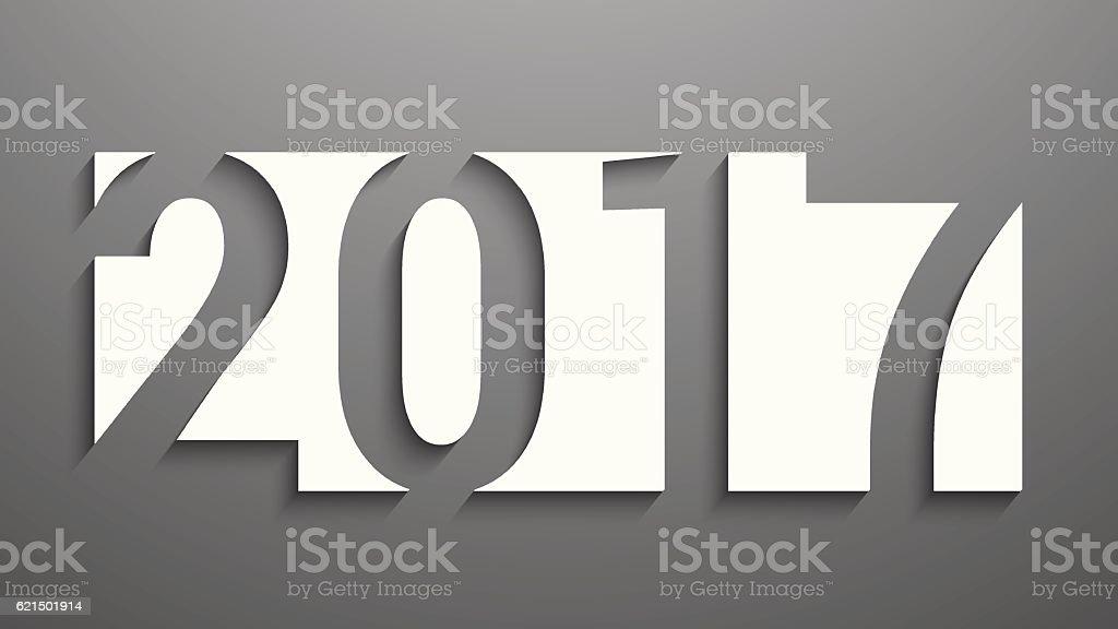 Frohes neues Jahr  Lizenzfreies frohes neues jahr stock vektor art und mehr bilder von 2017