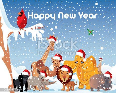 Vector Happy New Years