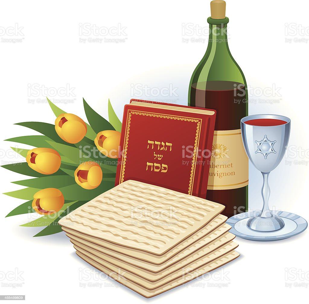 Happy Passover royalty-free happy passover stock vector art & more images of bottle