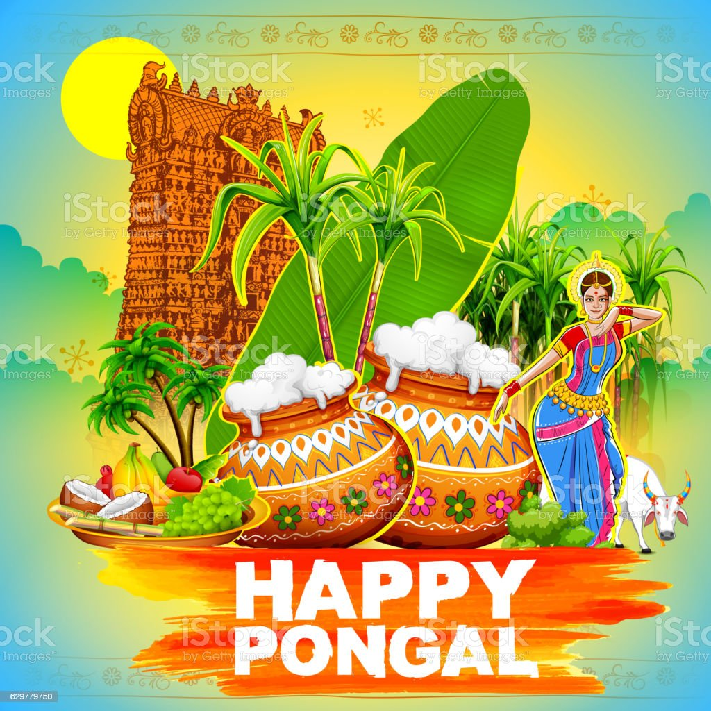Pongal Cow Images Png