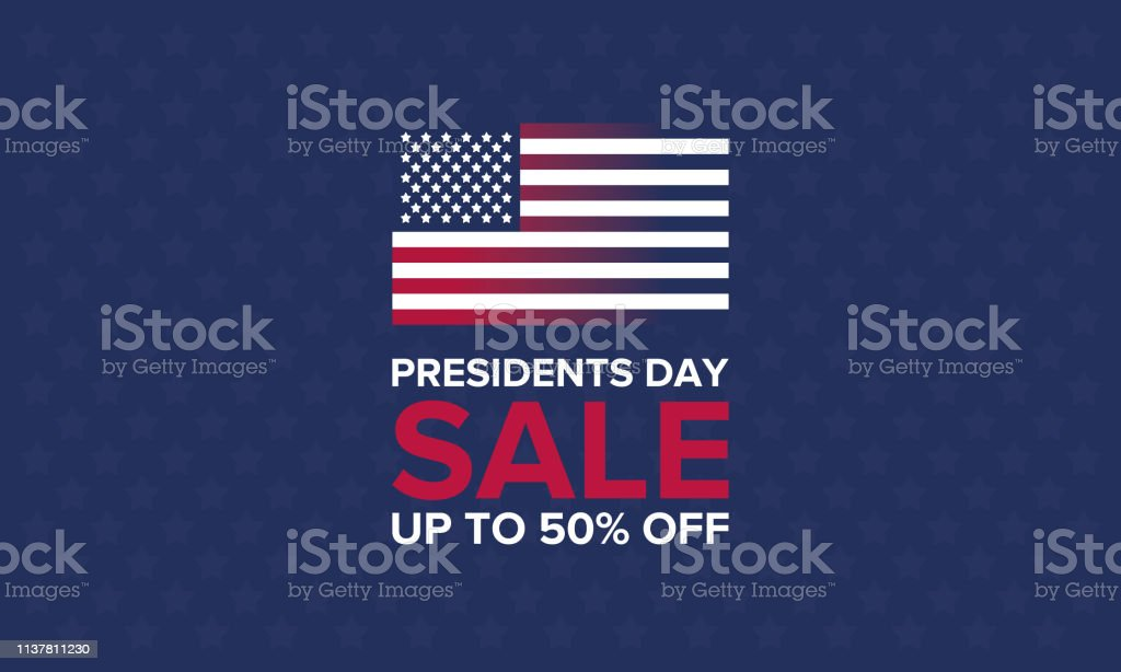 Happy Presidents day in United States. Washington\'s Birthday....