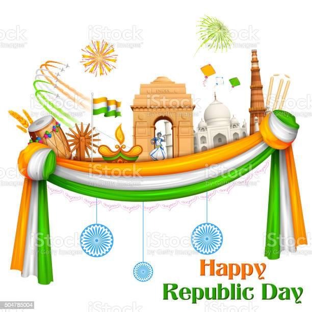 Republic Day Free Vector Art 1 634 Free Downloads