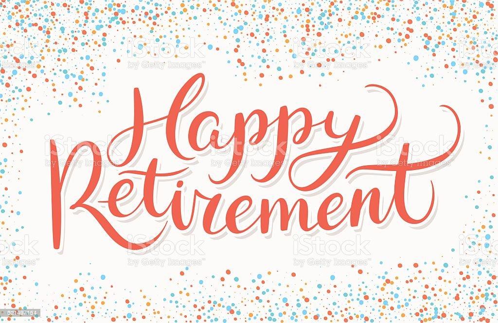 royalty free retirement clip art vector images illustrations istock rh istockphoto com Retirement Borders Clip Art retirement party pictures clip art