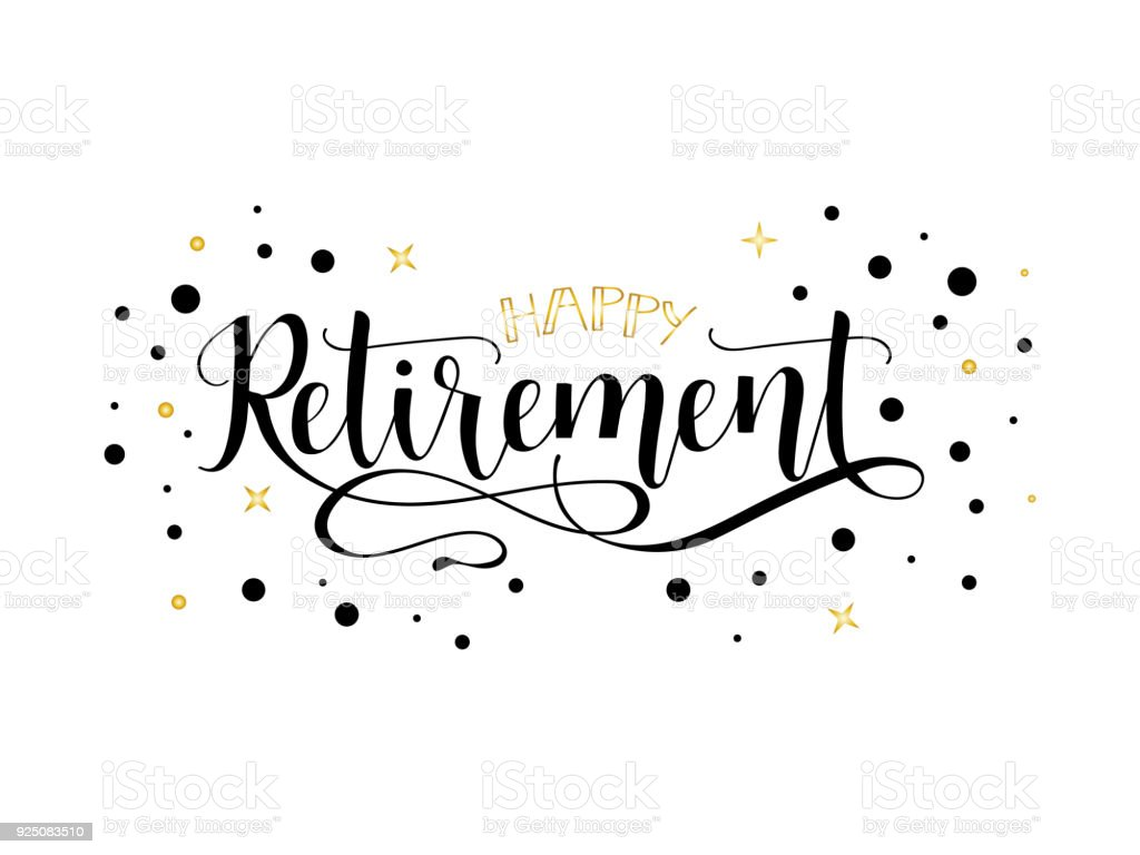 royalty free retirement clip art vector images illustrations istock rh istockphoto com retirement clip art free retirement clip art pictures