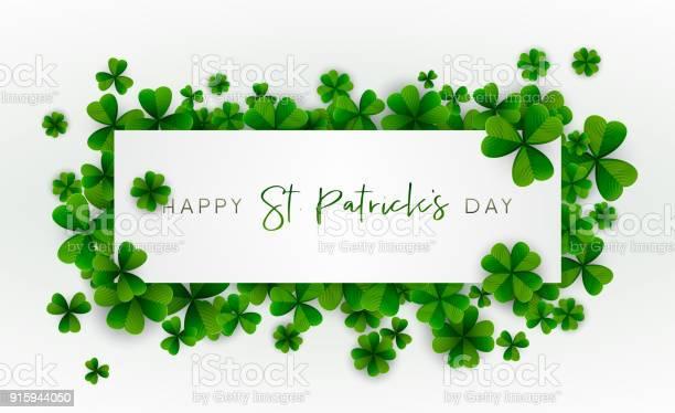 Happy saint patricks day background vector illustration vector id915944050?b=1&k=6&m=915944050&s=612x612&h=zfftnhgkmishszc1pvb5trsmwolxnxbt s69t sycu4=