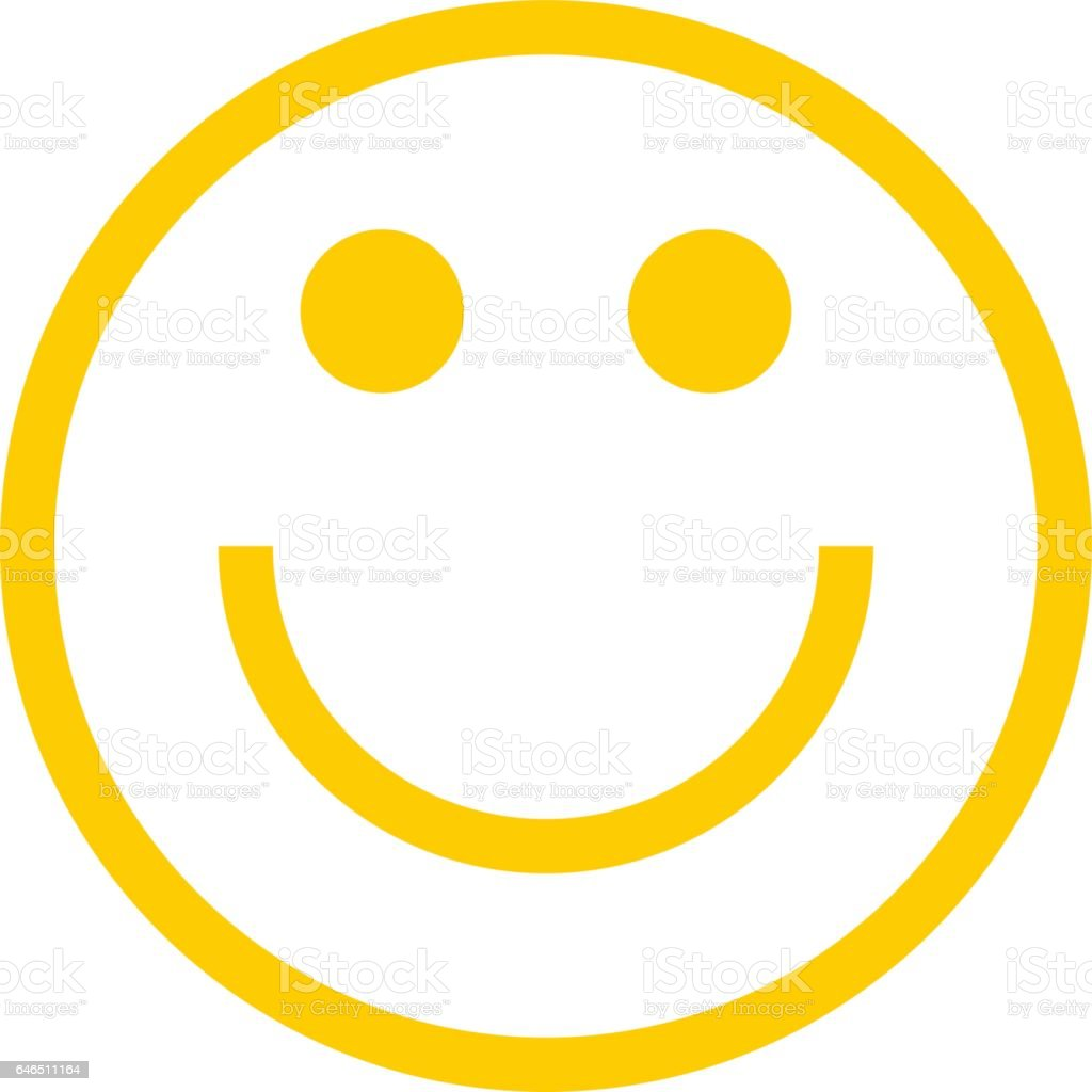 happy smiley smiling face flat style stock vector art more images rh istockphoto com happy face vector png happy face vector image
