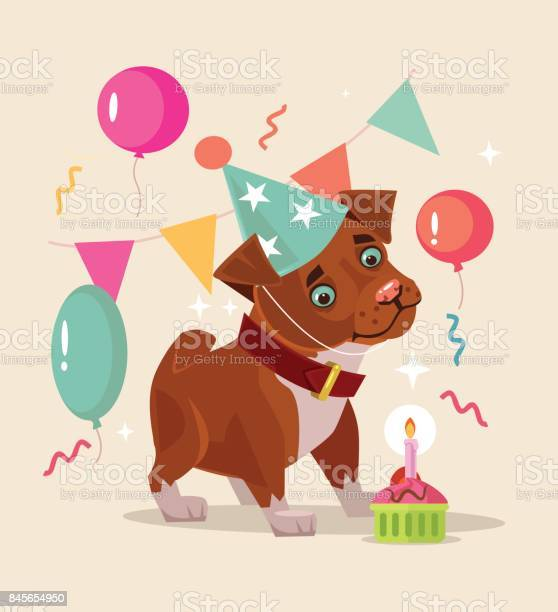 Happy smiling dog character celebrates birthday vector id845654950?b=1&k=6&m=845654950&s=612x612&h=ih63vsgrvvzmo3r4jlszmow56c1cjpefz23g8u3mwbc=