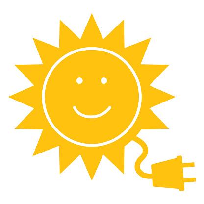 Happy Solar Sun