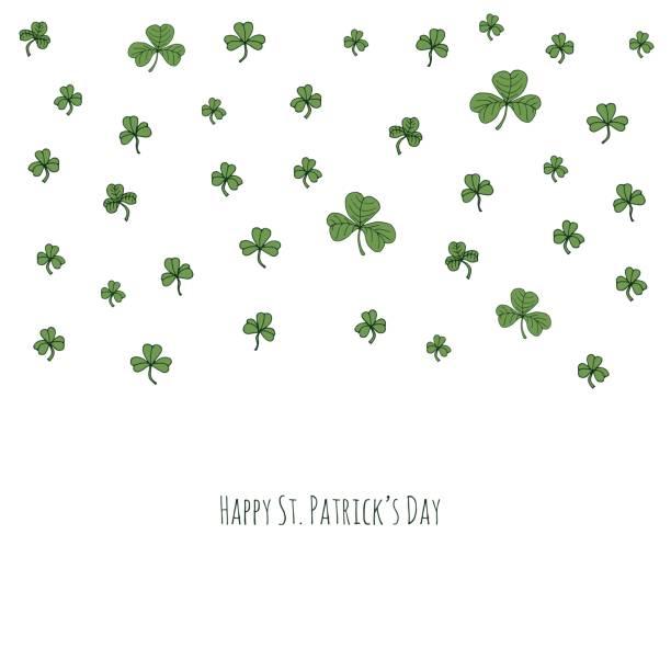 Happy St. Patrick's Day! vector art illustration