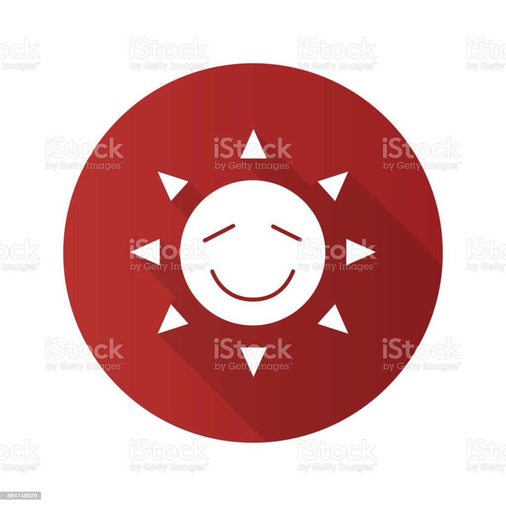 Happy sun smile icon royalty-free happy sun smile icon stock vector art & more images of cheerful