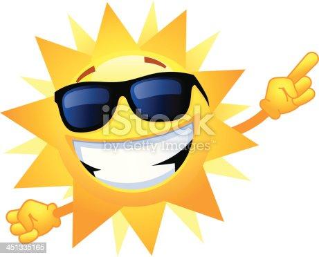 istock Happy Sun 451335165