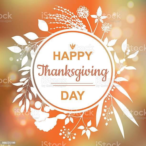 Happy thanksgiving card design vector id588220186?b=1&k=6&m=588220186&s=612x612&h=lnafhtz0ljisdophsgykv40fvjf5zvlz50x4frv8hfs=