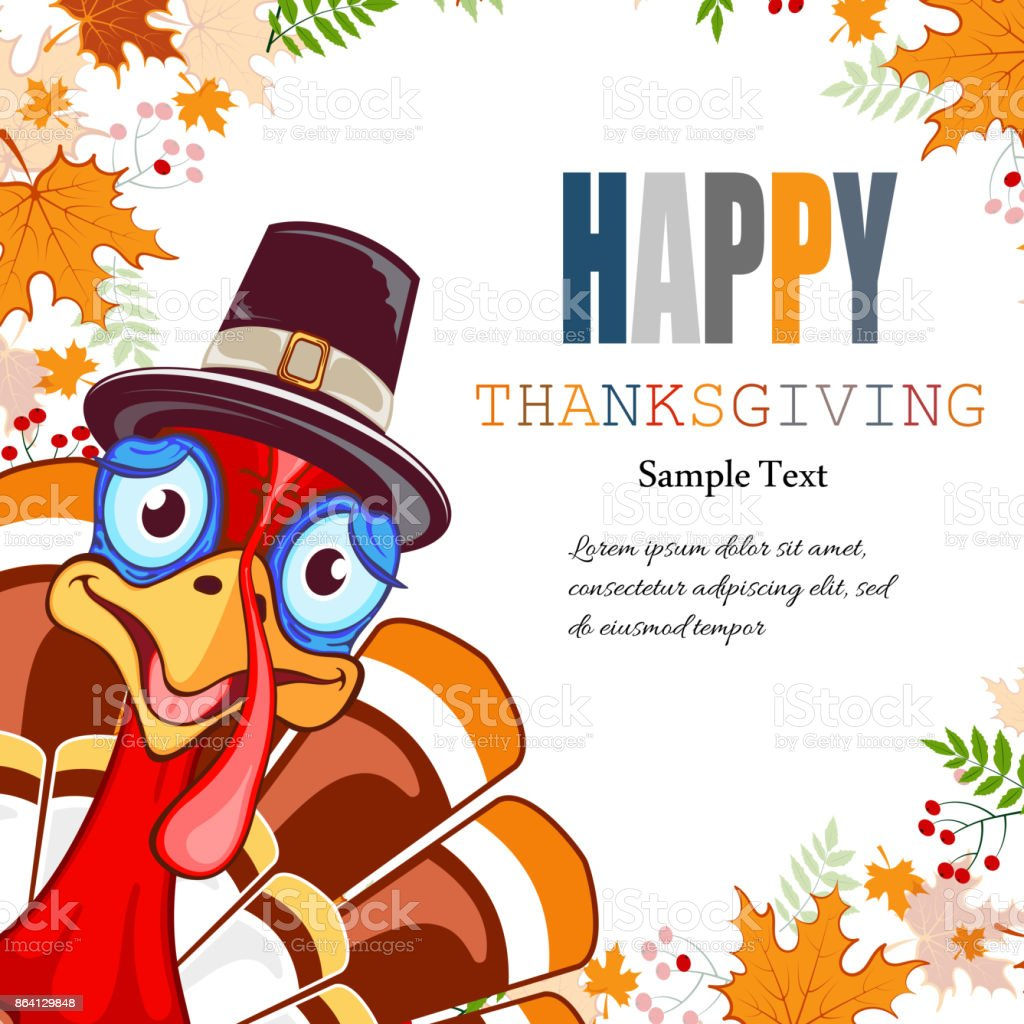 Happy thanksgiving day royalty-free happy thanksgiving day stock vector art & more images of abstract