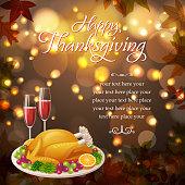 Happy Thanksgiving Dinner