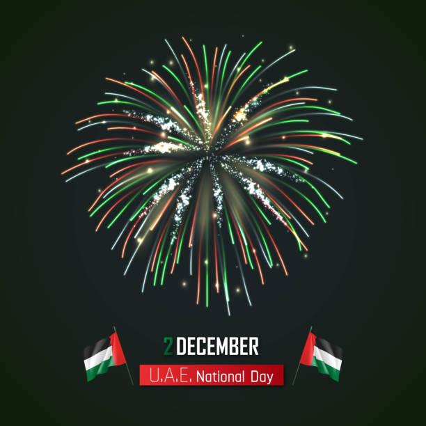 阿聯酋國慶卡快樂 - uae national day 幅插畫檔、美工圖案、卡通及圖標