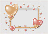 Promo Web Banner for Valentine's Day