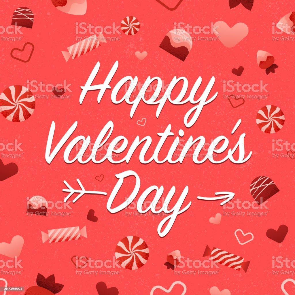 Happy valentines day card stock vector art more images of 2015 happy valentines day card royalty free happy valentines day card stock vector art amp m4hsunfo