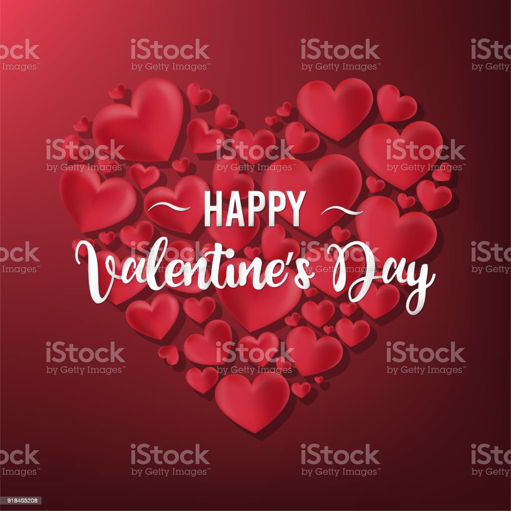 Happy valentines day greeting card stock vector art more images of happy valentines day greeting card royalty free happy valentines day greeting card stock vector art m4hsunfo