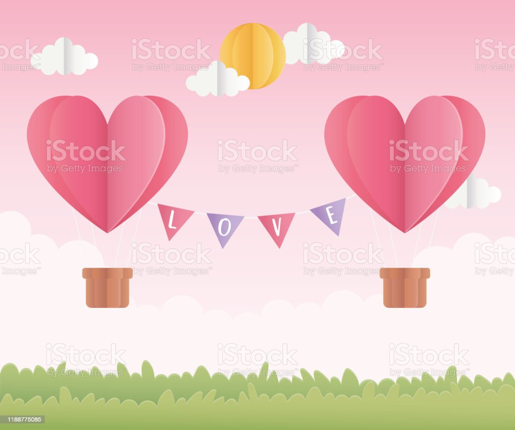 Happy valentines day origami greeting cards hearts | 856x1024