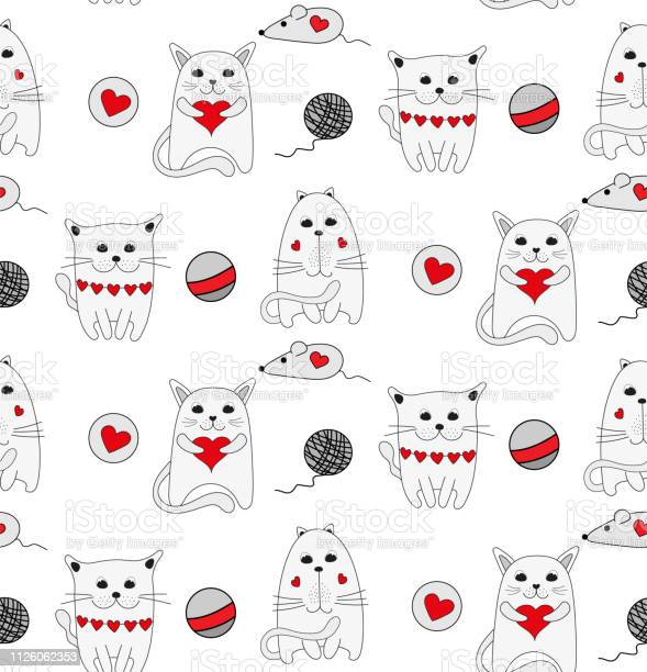 Happy valentines day seamless pattern vector id1126062353?b=1&k=6&m=1126062353&s=612x612&h=mq1zlrfjup9diu1bh2pnjwjbusa3ep68e6jxlcubhr4=