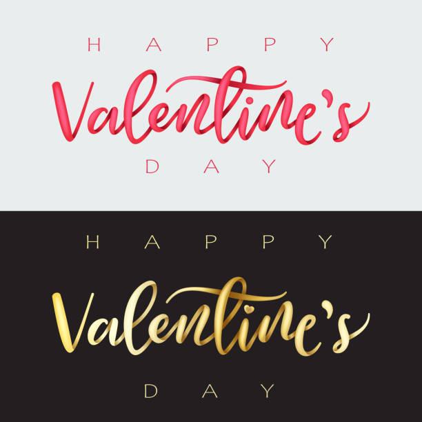 illustrations, cliparts, dessins animés et icônes de joyeuse saint-valentin - saint valentin