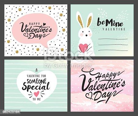 istock Happy Valentine's Day 662425164