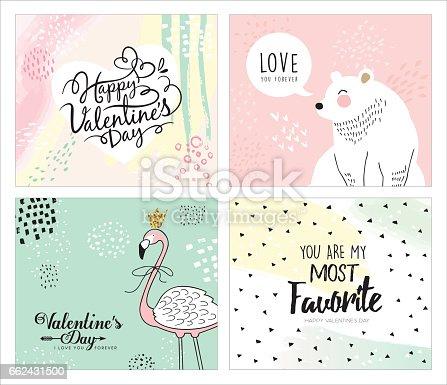 istock Happy Valentine's Day 662431500