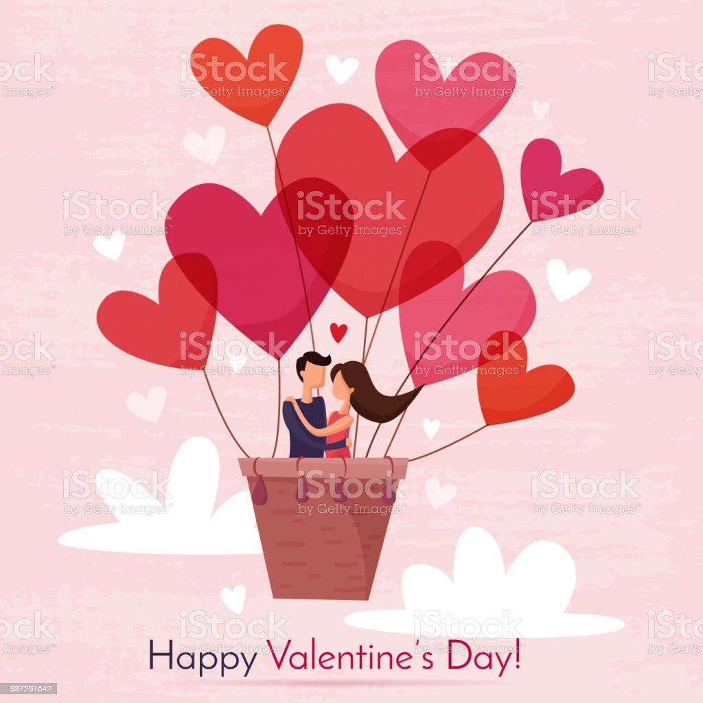 happy valentines day stock vektor art und mehr bilder von abstrakt 937291542 istock. Black Bedroom Furniture Sets. Home Design Ideas