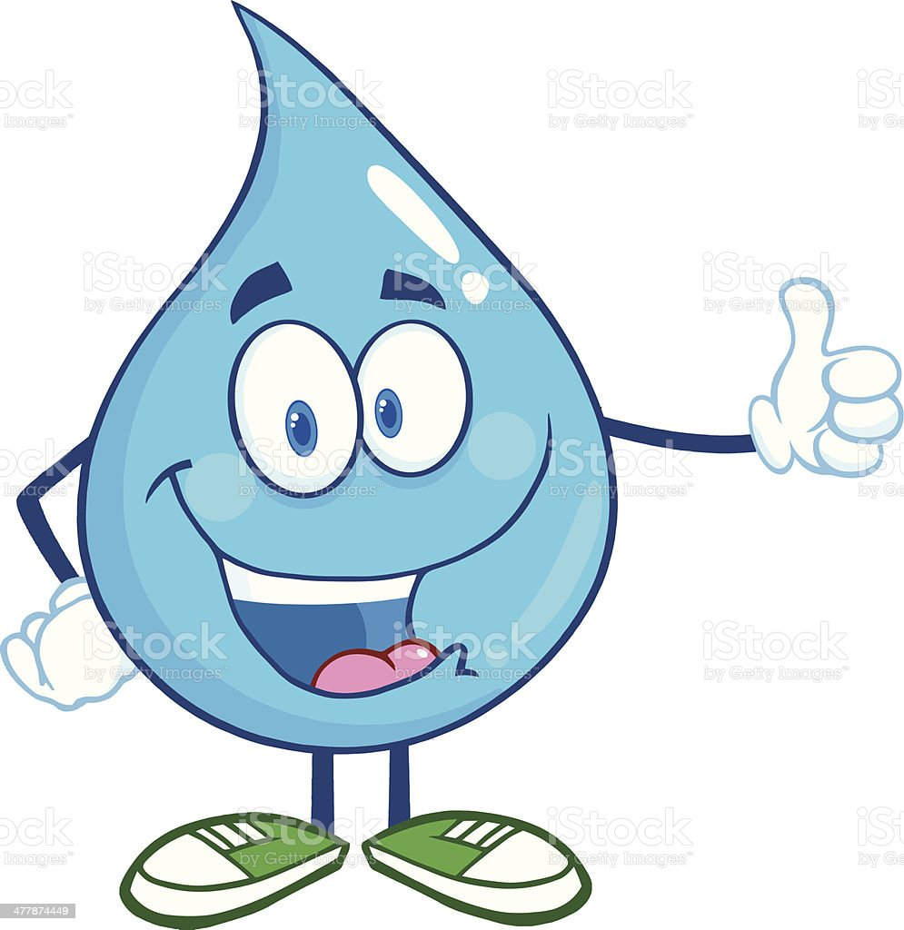 royalty free water drop clipart pictures clip art vector images rh istockphoto com water drop clip art free vector cartoon water drop clipart