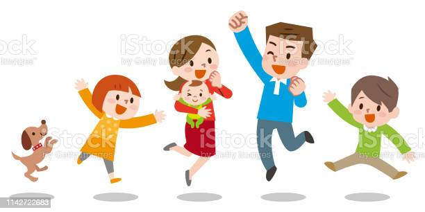 Happy young family vector illustration vector id1142722683?b=1&k=6&m=1142722683&s=612x612&h=osczr199hhnsrqugqno7niq7kzuqmkqwygog0k6dxak=