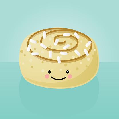 happyland: cinammon roll
