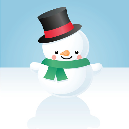 happyland: snowman